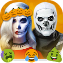 Halloween Photo Editor - Scary Makeup icon