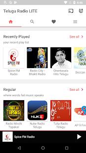 Telugu Radio LITE - náhled