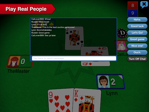 Euchre 3D 5.6 screenshots 10