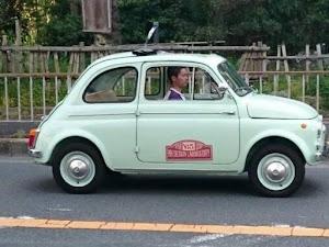 フィアット500  Fiat500D 1963'sのカスタム事例画像 Jimmyさんの2018年05月09日07:41の投稿