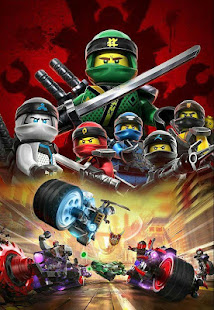 Lego Ninjago Wallpaper
