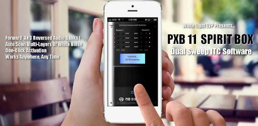 pxb 11 spirit box apk free download