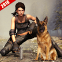 Special Ops Female Commando : TPS Action Game icon