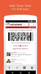 Cartwheel by Target- screenshot thumbnail