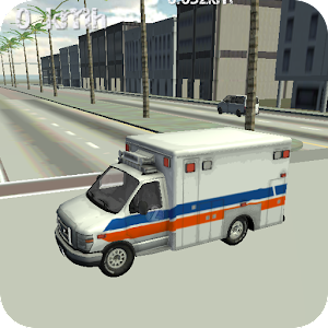 Ambulance Driving Simulator 3D for PC and MAC