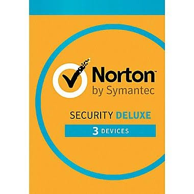 Norton Antivirus Delux