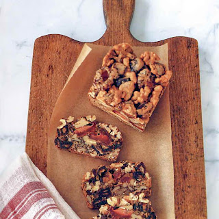 Dried Fruit and Nut Cake Recipe