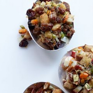 Bacon and Chestnut Stuffing