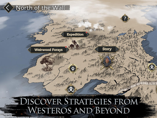Game of Thrones Beyond the Wallu2122 apkpoly screenshots 13