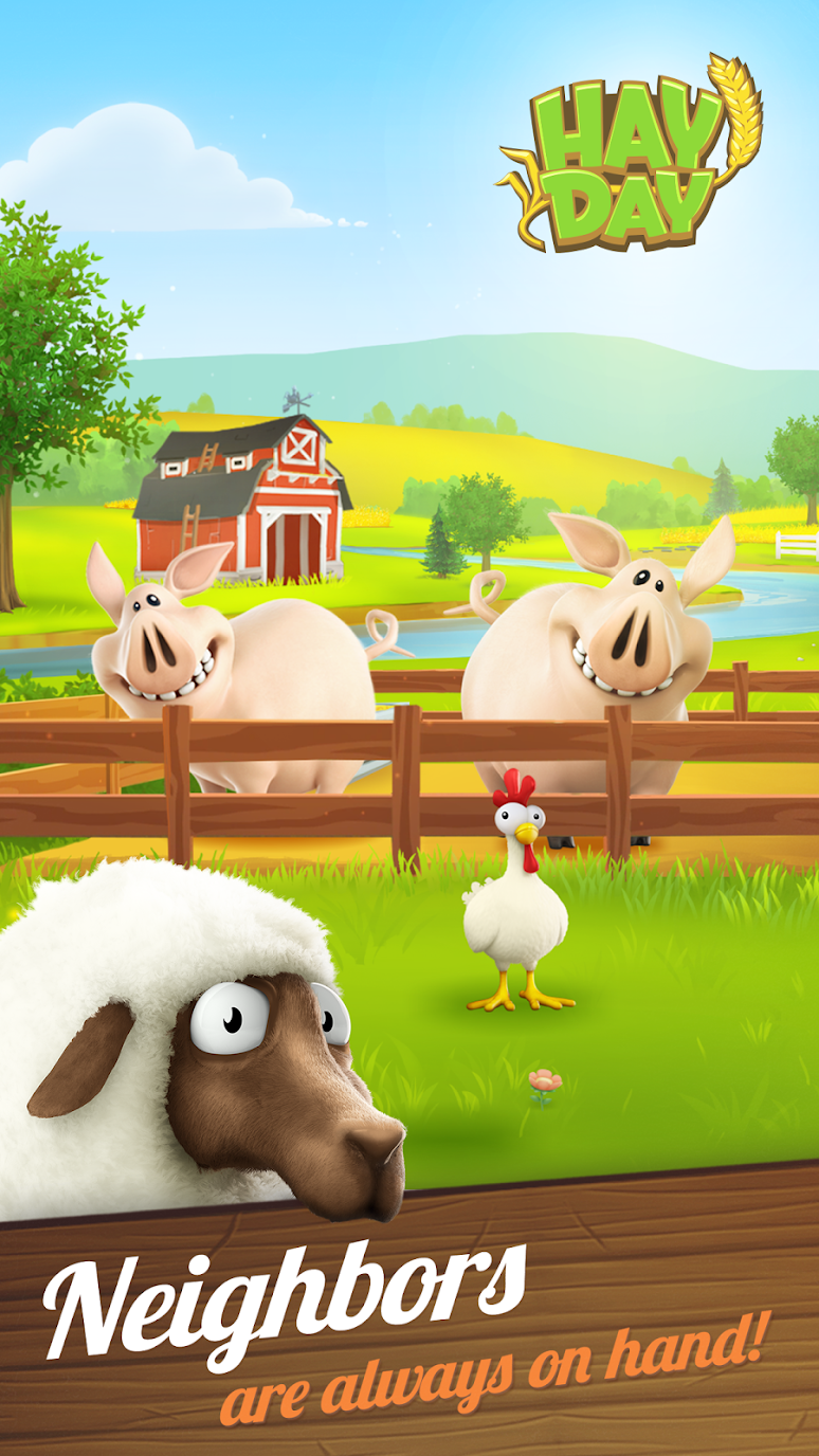 Hay Day Mod Apk ( Unlimited Money/ Daimond/ Gems) Download 3