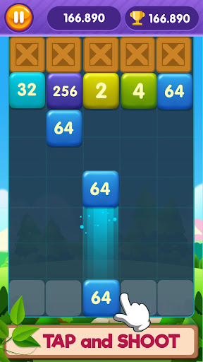 Block blast -  Shot n Merge 2048 2.3 screenshots 2