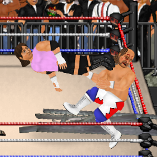 Wrestling Revolution (game)