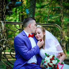 Wedding photographer Ekaterina Klancataya (fotografia777). Photo of 02.08.2016