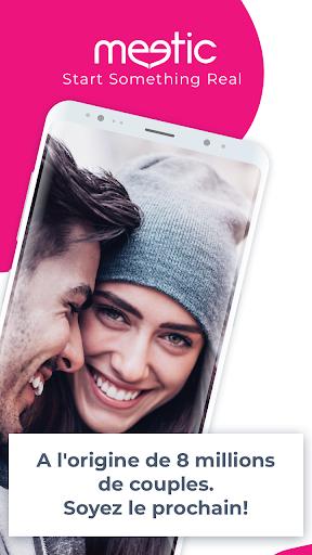 Meetic – Amour et rencontre entre célibataires 5.28.1 screenshots 1