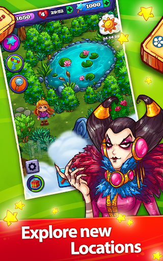 Mahjong Treasure Quest android2mod screenshots 12