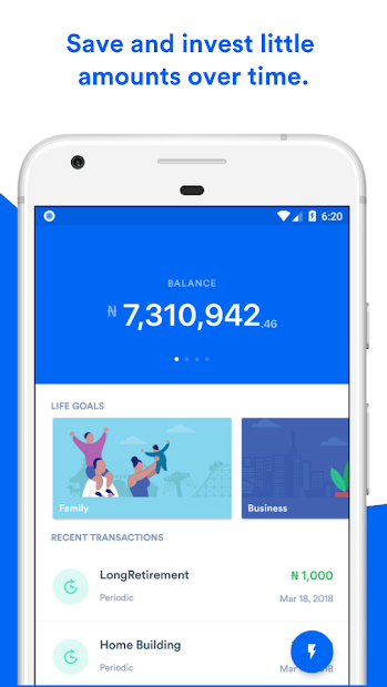 CowryWise Introduces Its Mobile App For Android