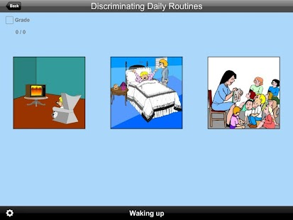 Discrimi Daily Routines Lite- screenshot thumbnail