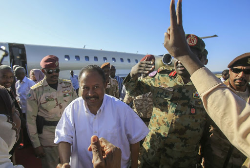Sudan's prime minister talks of peace on first trip to devastated Darfur