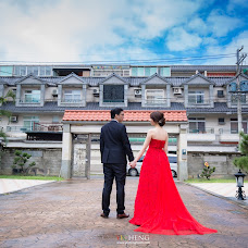 Wedding photographer Yicheng Hsieh (yicheng). Photo of 02.06.2017