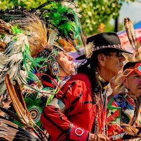 Pow wow. by Andrzej Bajer - People Professional People ( first nation, pow wow, festival )