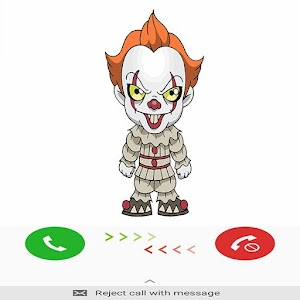 Fake Call Pennywise