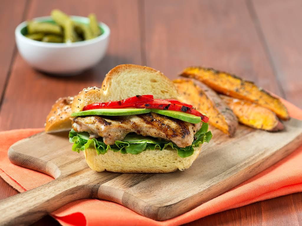10 Best Asian Chicken Sandwich Recipes