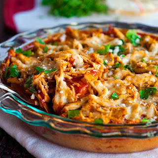 Chicken Tamale Pie.