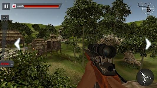 Mountain Sniper Shooting 3D v3.7
