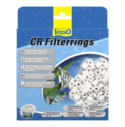 CR Filter ringar 800ml