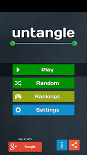 Untangle- screenshot thumbnail