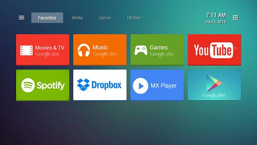 TVLauncher Apk apps 2