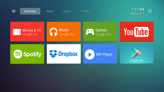 Tvlauncher Android Apps On Google Play