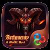 Archenemy GO Launcher Theme APK