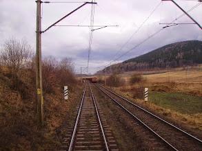 Photo: Szlak Boguszów Gorce Zachód - Boguszów Gorce