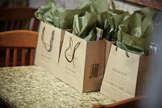 Photo: Thank you Eminence Organic Skin Care for sponsoring our beautiful gift bags (and getting rid of that pre-party pimple last week!)