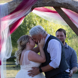 by Jackie Eatinger - Wedding Ceremony (  )