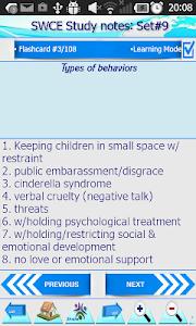SWCE Social Work Clinical Exam screenshot 3