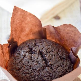 Chocolate Chia Muffins.