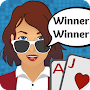 Blackjack Strategy: Tactical Trainer & Coach APK icon