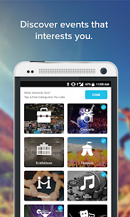 All Events in City – Discover Events On The GO 2
