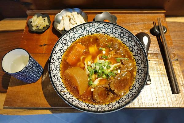 新北板橋 | 門前隱味牛肉麵 – 預約制1人小店,感受最誠摯的家常味