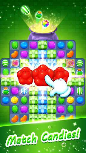 Candy Witch - Match 3 Puzzle Free Games apkdebit screenshots 4