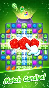 Candy Witch – Match 3 Puzzle Free Games 4