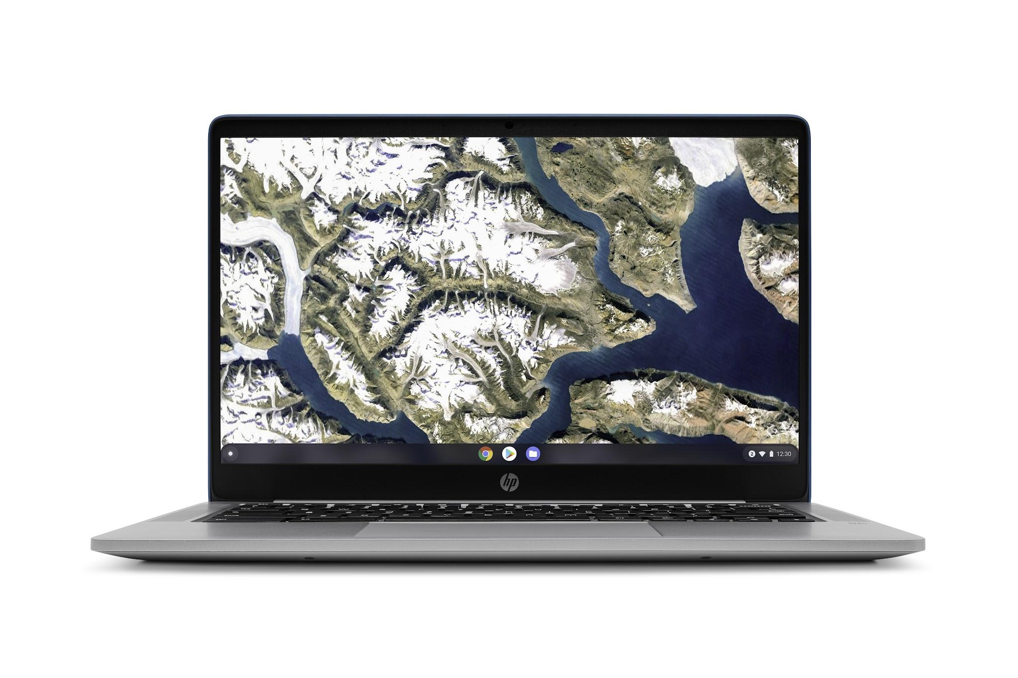 HP Chromebook 14a - photo 1