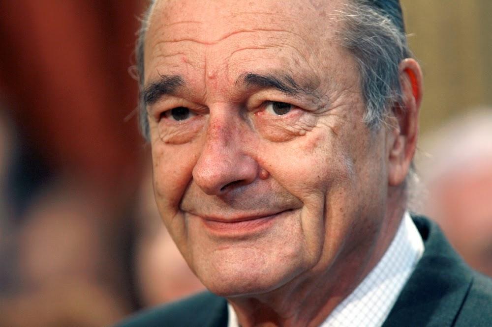 Die voormalige Franse leier Jacques Chirac sterf op 86