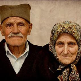 by Aleksandar Milosavljević - People Couples ( senior group )