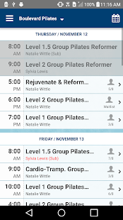 BlvdPilates- screenshot thumbnail