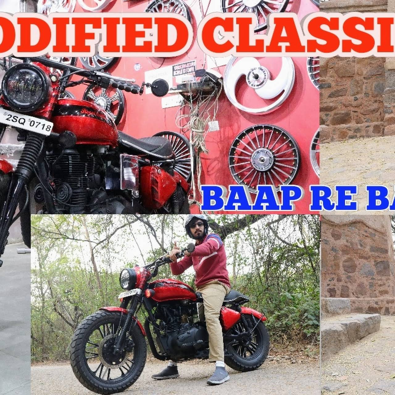 Royal Bullet Accessories World - WELCOME BIKE LOVERS     AT