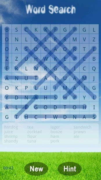 Word Search Unlimited screenshot 1