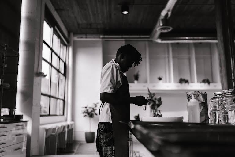 Chef Tarik - A DJ and A Cook